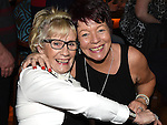 Mary Kearney and Jean Kelly at Benner Maguire's 50th birthday in The Thatch. Photo:Colin Bell/pressphotos.ie