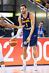 Spain's basketball player Rudy Fernandez during the  match of the preparation for the Rio Olympic Game at Madrid Arena. July 23, 2016. (ALTERPHOTOS/BorjaB.Hojas)