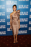 Ballet Dancer Misty Copeland Attends Alvin Ailey American Dance Theater Opening Night Gala Benefit Held at New York City Center, NY