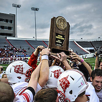 2012 Arkansas High School Football Championships