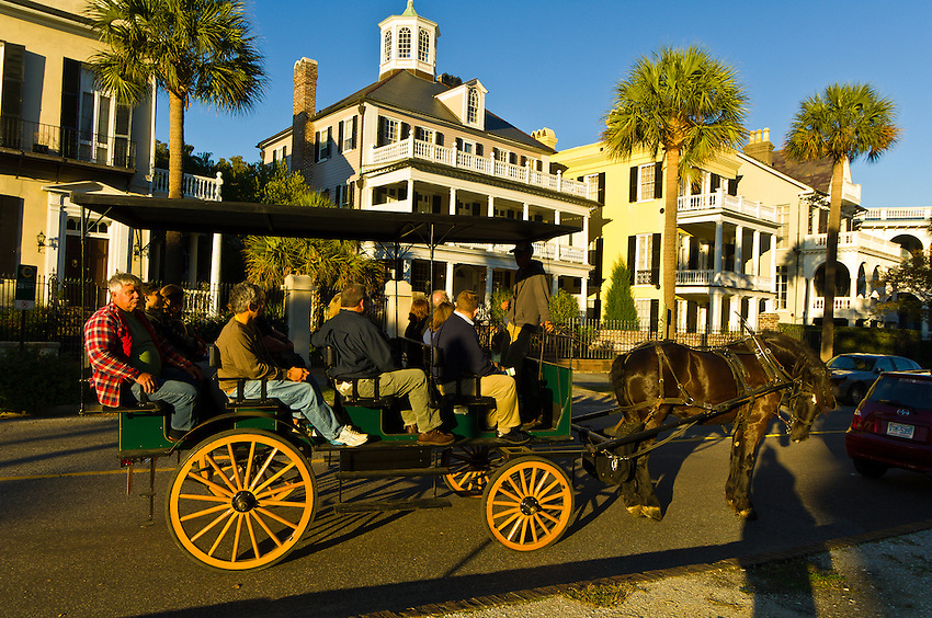 Private Carriage Tours Charleston South Carolina