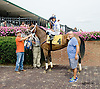 Winter's Child winning at Delaware Park on 8/16/14