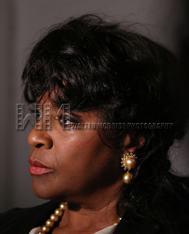 """LaTanya Richardson attends the Broadway Opening Night After Party for  """"A Raisin In The Sun"""" at Tribeca Rooftop on April 3, 2014 in New York City."""