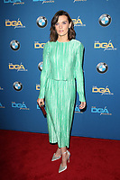 BEVERLY HILLS, CA - FEBRUARY 3: Frankie Shaw at the 70th Annual DGA Awards at The Beverly Hilton Hotel in Beverly Hills, California on February 3, 2018. <br /> CAP/MPI/FS<br /> &copy;FS/MPI/Capital Pictures
