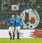 Barrie McKay and Andy Halliday