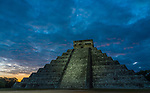 Pre-Hispanic City of Chichen-Itza, Mexico