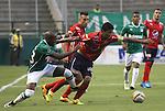 Deportivo Cali venció 2-1 como local a Independiente Medellín en el partido de ida de los Cuartos de la Liga Águila I-2016