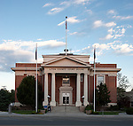 Lyon County Court House, Yerington, NV
