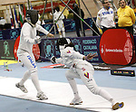The 35th INTERNATIONAL CIUTAT DE BARCELONA World Cup Ladies Epee Fencing<br />