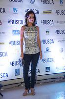 """SAO PAULO, SP, 04 DE MARÇO DE 2013. PRE ESTREIA DO FILME """"A BUSCA"""". O atriz Mariana Lima durante a pré estreia do fime """"A Busca"""" no shopping Iguatemi, na noite desta segunda feira. O filme conta  a história de um médico que sai em busca do seu filho adolescente que fugiu de casa.  FOTO: ADRIANA SPACA/ BRAZIL PHOTO PRESS"""