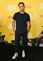"01 August 2019 - Los Angeles, California - Wyatt Nash. Netflix's ""Dear White People"" Season 3 Los Angeles Premiere held at TRegal Cinemas LA Live. Photo Credit: Birdie Thompson/AdMedia"