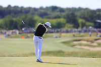 Joel Stalter (FRA) tees off the 7th tee during Friday's Round 2 of the 117th U.S. Open Championship 2017 held at Erin Hills, Erin, Wisconsin, USA. 16th June 2017.<br /> Picture: Eoin Clarke | Golffile<br /> <br /> <br /> All photos usage must carry mandatory copyright credit (&copy; Golffile | Eoin Clarke)