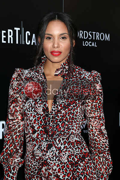 "Louise Hazel<br /> at the ""In Darkness"" Premiere, Arclight, Hollywood, CA 05-23-18<br /> David Edwards/DailyCeleb.com 818-249-4998"