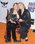 Cybill Shepherd and Teri Garr at The 19th ANNUAL RACE TO ERASE MS GALA held at The Hyatt Regency Century Plaza Hotel in Century City, California on May 18,2012                                                                               © 2012 Hollywood Press Agency