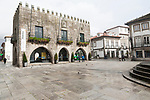 Old town hall, Praca da República, Viana do Castelo, Portugal
