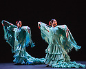 Ballet Flamenco de Andalucia presents METAFORA, at Sadler's Wells, as part of the Flamenco Festival London.