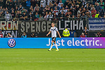 06.09.2019, Volksparkstadion, HAMBURG, GER, EMQ, Deutschland (GER) vs Niederlande (NED)<br /> <br /> DFB REGULATIONS PROHIBIT ANY USE OF PHOTOGRAPHS AS IMAGE SEQUENCES AND/OR QUASI-VIDEO.<br /> <br /> im Bild / picture shows<br /> <br /> enttäuscht / enttaeuscht / traurig / Niederlage<br /> Matthias Ginter (Deutschland / GER #04)<br /> <br /> während EM Qualifikations-Spiel Deutschland gegen Niederlande  in Hamburg am 07.09.2019, <br /> <br /> Foto © nordphoto / Kokenge