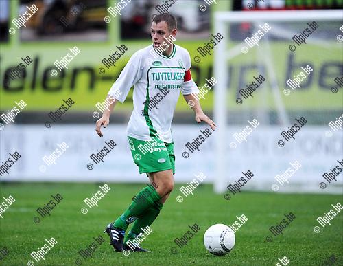 2011-08-13 / Voetbal / seizoen 2011-2012 / Dessel Sport / Wouter Vosters..Foto: mpics