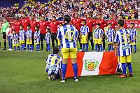HARRISON, EUA, 05.09.2019 - PERU-EQUADOR - Jogadores do Peru durante partida contra o Equador amistoso internacional na Red Bull Arena em Harrison nos Estados Unidos nesta quinta-feira, 05. (Foto: William Volcov/Brazil Photo Press)
