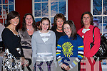 Betty Cronin, Joanne Pierce, Elizabeth Cronin, Annette Corridan, Fiona Tangney and Catherine Lyne at the Holy Cross fashion show in the Malton Hotel, Killarney on Thursday  .   Copyright Kerry's Eye 2008