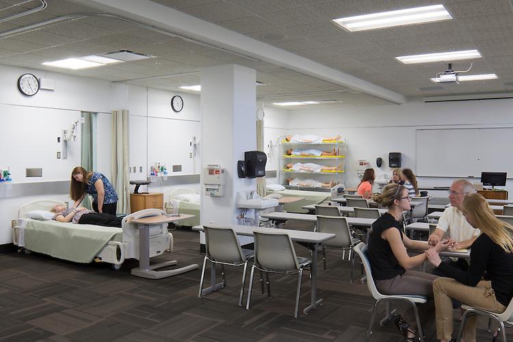 Cedarville University Health Sciences Center | Architect: Design Group