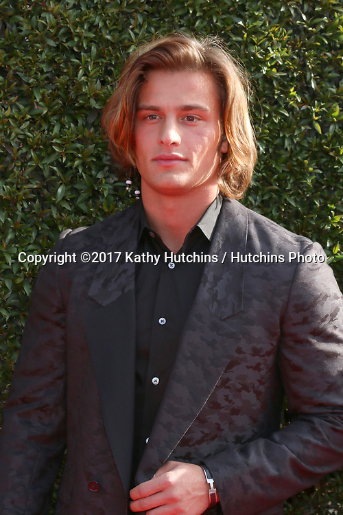 LOS ANGELES - APR 28:  Bryant Wood at the 2017 Creative Daytime Emmy Awards at the Pasadena Civic Auditorium on April 28, 2017 in Pasadena, CA