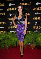 LAS VEGAS, NV - January 16 : Arianny Celeste pictured at the grand opening of Andrea's at Encore at Wynn Las Vegas in Las Vegas, Nevada on January 16, 2013. Credit: Kabik/Starlitepics/MediaPunch Inc. /NortePhoto