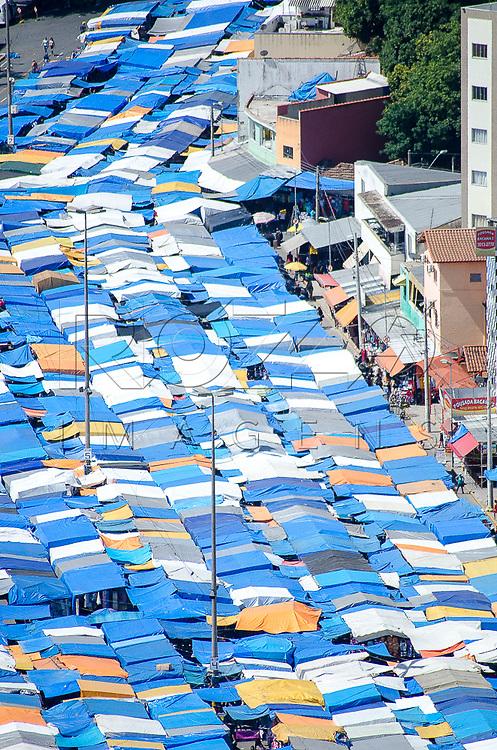 Camelódromo nos arredores do Santuário Nacional de Nossa Senhora da Aparecida, Aparecida - SP, 10/2016.