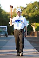 2009 Senior Games Torch Run from San Francisco to Palo Alto.