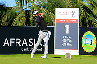 Jinho Choi (KOR) during previews for the Afrasia Bank Mauritius Open played at Heritage Golf Club, Domaine Bel Ombre, Mauritius. 29/11/2017.<br /> Picture: Golffile | Phil Inglis<br /> <br /> <br /> All photo usage must carry mandatory copyright credit (&copy; Golffile | Phil Inglis)