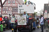 """""""Wir können Jamaica"""" sagt der ASV Rotauge Büttelborn - Büttelborn 11.02.2018: Rosensonntagsumzug der BCA"""