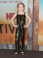 "10 January 2019 - Hollywood, California - Lena McCarthy. ""True Detective"" third season premiere held at Directors Guild of America.   <br /> CAP/ADM/BT<br /> ©BT/ADM/Capital Pictures"