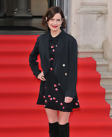 Elizabeth McGovern at the &quot;The Wife&quot; Film4 Summer Screen opening gala &amp; launch party, Somerset House, The Strand, London, England, UK, on Thursday 09 August 2018.<br /> CAP/CAN<br /> &copy;CAN/Capital Pictures /MediaPunch ***NORTH AND SOUTH AMERICAS ONLY***
