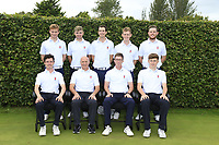 Interprovincial Championship Teams.<br /> Ulster Golf.<br /> Front, Rory Williamson, Shane McGee Team Captain, Marc Norton, Mark McKinstry, Back Peter Kerr, Reece Black, Tiernan McLarnon, Ross Dutton, Matthew McClean.<br /> During the Interprovincial Championship 2018, Athenry golf club, Galway, Ireland. 30/08/2018.<br /> Picture Fran Caffrey / Golffile.ie<br /> <br /> All photo usage must carry mandatory copyright credit (&copy; Golffile | Fran Caffrey)