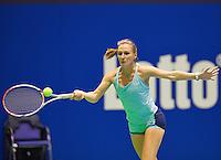Rotterdam,Netherlands, December 15, 2015,  Topsport Centrum, Lotto NK Tennis, Olga Kalyuzhnaya (NED)<br /> Photo: Tennisimages/Henk Koster
