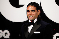 Radamel Falcao  attends GQ Men of the Year 2012 Awards at Palace Hotel on November in Madrid, Spain. November 19, 2012. (ALTERPHOTOS/Caro Marin) /NortePhoto