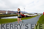 Karen Clarke runners at the Kerry's Eye Tralee, Tralee International Marathon and Half Marathon on Saturday.