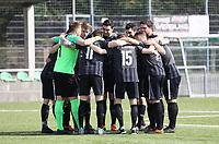 SV 07 Geinsheim schwört sich ein - 31.03.2019: SV St Stephan Griesheim vs. SV 07 Geinsheim, Kreisoberliga Darmstadt/Gross-Gerau