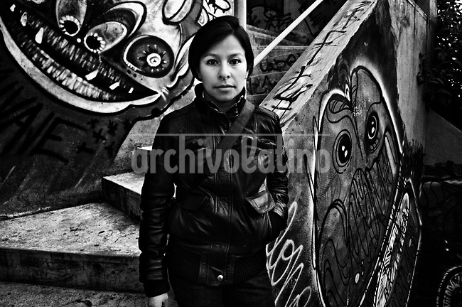 China Martinez.They are all between their  20&rsquo;s and 30&rsquo;s. They like to call themselves Kamikazes, and they are the new generation of street photo journalists of Bolivia. In a country where photographers are extremely poorly paid, no one can image that this army of young guys and girls are always ready to risk their lives running behind they care most: a good picture telling a news.<br /> Thought the new eyes of this young generation, our photographer and friend in La Paz, French born Cristian Lombardi shows the impacting reality of this South American mostly indigenous nation. In a patient work, Lombardi edited thousands of frames to show as a glimpse of what these new young eyes are watching.