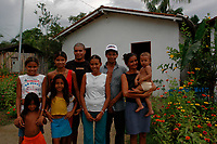 Comunidade Quilombola de BELA AURORA _Rio Gurupi_ Cachoeira do Piria _PA