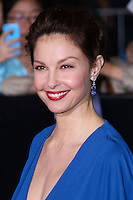 "WESTWOOD, LOS ANGELES, CA, USA - MARCH 18: Ashley Judd at the World Premiere Of Summit Entertainment's ""Divergent"" held at the Regency Bruin Theatre on March 18, 2014 in Westwood, Los Angeles, California, United States. (Photo by David Acosta/Celebrity Monitor)"