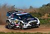 Ken BLOCK (USA)-Alex GELSOMINO (USA), FORD Fiesta WRC #43, CATALUNYA RALLY WRC 2018
