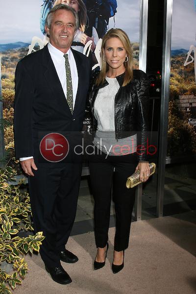 "Cheryl Hines, Robert F. Kennedy Jr.<br /> <br /> at the ""Wild"" Los Angeles Premiere, AMPAS Samuel Goldwyn Theater, Beverly Hills, CA 11-19-14<br /> David Edwards/Dailyceleb.com 818-249-4998"