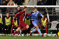 Chester, PA - Friday December 08, 2017: Jack Skahan The Indiana Hoosiers defeated the North Carolina Tar Heels 1-0 during an NCAA Men's College Cup semifinal soccer match at Talen Energy Stadium.