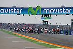 Gran Premio Movistar de Aragón<br /> during the moto world championship in Motorland Circuit, Aragón<br /> Race Moto<br /> <br /> PHOTOCALL3000