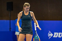 Alphen aan den Rijn, Netherlands, December 21, 2019, TV Nieuwe Sloot,  NK Tennis,  Quirine Lemoine (NED)<br />