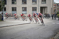 Team Lotto-Soudal leading the way <br /> <br /> GP Jef Scherens - Leuven 2016