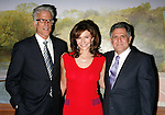 Ted Danson & Mary Steenburgen & Leslie Moonves<br /> attending the Neighborhood Playhouse School of the Theatre's 80th Anniversary Gala and Reunion at Tavern On The Green Restaurant in New York City.<br /> November 9, 2008
