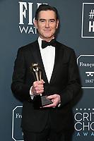 12 January 2020 - Santa Monica, California - Billy Crudup. 25th Annual Critici's Choice Awards - Press Room held at Barker Hangar. Photo Credit: Birdie Thompson/AdMedia