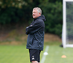 Chris Wilder manager of Sheffield Utd during the training session at the Shirecliffe Training complex, Sheffield. Picture date: June 27th 2017. Pic credit should read: Simon Bellis/Sportimage